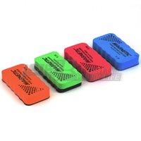 Wholesale 2Pcs Magnetic board Eraser Drywipe Marker Cleaner School Office Whiteboard Worldwide YKS