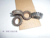 motorcycle drive chain - Everest ZF150 motorcycle crank drive gear tooth timing chain drive gear with gas physical picture