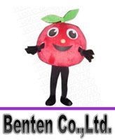 beverages pictures - llfa1564 Fancytrader Real Pictures Deluxe Red Apple Mascot Costume