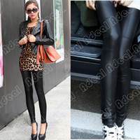Cheap Leather Tights Best Leather Skinny Leggings