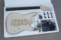 Cheap Electric Semi-finished Electric Guitar Best For Fender  DIY Guitar
