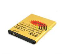 Wholesale 1x mAh EB F1A2GBU Gold Replacement Battery For SamSung Galaxy S II S2 i9100 I9103 i9050 B9062 I9108 M340S Batterie Batterij Batteries