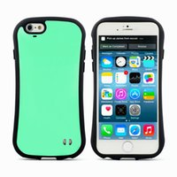 apple rubber products - New and hot product Hybrid ipaky Soft TPU Frame Bumper Gel Silicone Rubber Case Cover Skin Shell Protector for Iphone Case inch