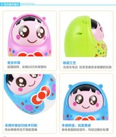 baby genius music - Music tumbler roly poly toy nodding doll nod plastic tumbler baby tumbler toy