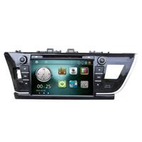 toyota car gps navigation - 8 quot Car Radio Din Car DVD Player GPS Navigation in Dash Car PC Stereo Head Unit for Toyota Corolla Car Audio Player K1984