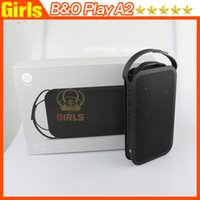 b headsets - 2015 Newest Version BeoPlay A2 Bluetooth Speaker Wireless Speakers BANG and OLUFSEN B O PLAY Mini Wallet Style VS bluetooth headsets