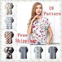 Cheap print shirt&Chiffon shirt&loose shirt Best 2015 shirt