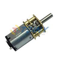 dc mini gear motor - DC6V rpm min mini dc geared motor for robot small gear motor
