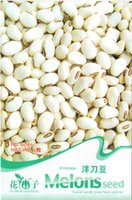 Vagetable Seeds annual free - Heirloom Organic Knifebean seeds beauty weight loss Annual B061