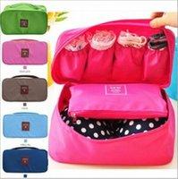 Wholesale Makeup Cosmetic Make Up Organizer Bag Box Case Women Casual Travel Multi Functional Tool Storage Handbag SPO2014