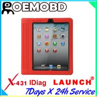 For BMW auto scanner - 100 Geniune Launch X431 Auto Diag EASYDIAG IDiag OBD Scanner for IPAD Android Iphone plus diagun III