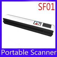Wholesale Portable scanner handy scanner A4 document scanner SF01 Picture Direct MOQ