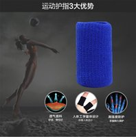 Wholesale breathable five pieces a volleyball protect gloves handball gloves