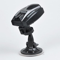 Wholesale Factory Promotion Price Car Anti radar detector Russian English Voice with LED display