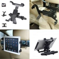 Wholesale Universal Car Back Seat Headrest Mount Holder For iPad Tablet PC Galaxy New