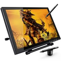 Wholesale UG1910B Inch Graphic Tablet Monitor Graphic Drawing Monitor Pen Display with Mini DP to HDMI Adapter for Mac Book iMac