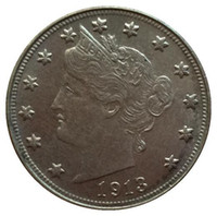 Wholesale 1913 Liberty Head V Nickel COIN COPY