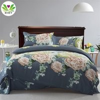 best bedsheets - Factory Best Sale Quality Floral Plant Printing Home wedding use twin full queen size bedsheets cotton