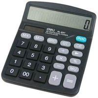 Wholesale Pieces New Solar Power Powered Desk Desktop Jumbo Large Buttons Digit Calculator Battery Calculator