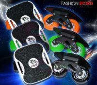 Wholesale 1 pair new skateboard girl boy Cruiser mini Drift board skate fish short board Roller Skateboard Skate board Scooters