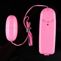 Cheap ST-1020AV Supper powerful Jump Egg Multi-Speed Remote Control Personal Vibrate Massage Female Sexual Toy