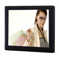 Wholesale 2015 New inch HD TFT LCD Monitor VGA Computer Industrial medical equipment Monitor big promotion