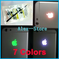 apple instructions - High Quality Logo Mod Panel Kit For iphone quot bright glowing logo with Instructions COLORS