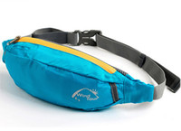 Wholesale Waterproof Fashion Cycling Running Waist Pack Outdoor Sports Shoulder Bag Travel Hiking Waist Pouch Music Bag