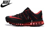 shoe factory - NIKE AIR MAX Men s and women s KPU material Running Shoes Factory outlet original quality Nanotechnology airmax sports shoes