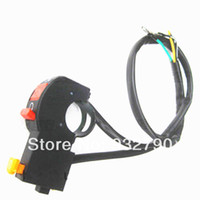Wholesale Off road motorcycle Scooter Dirt Bike Quad ATV switch combination electric start Kill switch flameout Kill Stop switch order lt no track