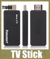 display mirror - Tronsmart T1000 Mirror TV Wireless Display HDMI Adapter Miracast Dongle Support Miracast DLNA EZCAST AirPlay OTH092