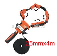 Wholesale Multifunction blet clamp Woodworking Quick Adjustable Band Clamp Polygonal clip Degrees Right Angle Corner Photo Frame Clips A3