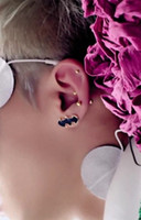 bat stud earrings - hot new fashion jewelry women Bat earrings