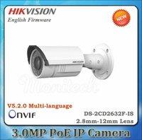 Wholesale HIKVISION DS CD2632F IS CCTV Camera Lens VariFocal mm mm Ingress Protection Rating Dust Prevention Up to m IR Range