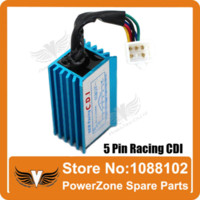 High Performance 5 Pin corre CDI Per 50cc 110cc 125cc a 160cc SSR Pit Dirt Bikes Pit Pro ATV Quad Moto