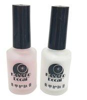 Wholesale Fashion ml White Peel Off Liquid Tape Base Cream Nail Art Polish Separating Palisade Tool Manicure