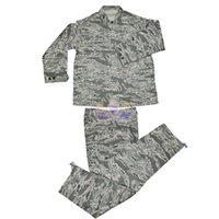 abu uniform - ABU suits tactical flight team training uniform Camouflage Army fans tactical clothing