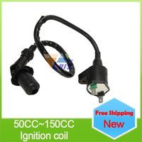 Cheap DC12v Ignition Coil 150cc 50cc GY6 Scooter ATV Moped Go-Kart Chinese order<$18no track
