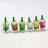 Wholesale Popular Design Starbucks Coffee Cup Dust proof Ear Cap Plug Earphone Jack Anti dust Plug for iPhone S G iPhone for Samsung Churchill