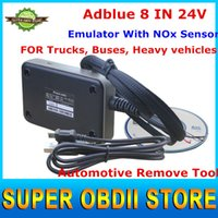 Wholesale Best Quality Support Euro Newly Professional Adblue Emulator in1 Truck Remove Tool Ad Blue Emulator V with NOX Sensor