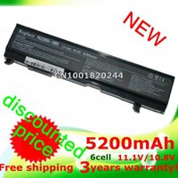 Wholesale Battery For TOSHIBA Satellite A100 A80 A105 PA3399U PA3399 PA3399U BAS PA3399U BAS PA3399U BRS PA3399U BAS PA3399U BRS