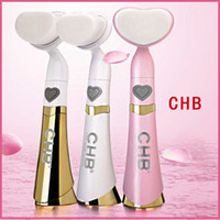 Wholesale Electric Pore Sonic Cleanser With Electric Toothbrush Deep Pore Cleansing Face Clean Washing Machine Brush