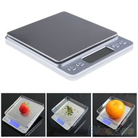 Wholesale 2000g g Jewelry Kitchen Baking Balance Precision Weight LED LCD Digital Scale