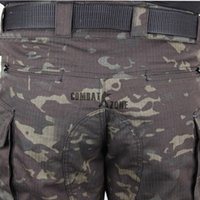 Wholesale Airsoft Trousers Emerson Tactical Pants V3 BDU Paintball Army Combat Cargo Pants with Detachable Knee Protection military MCBK