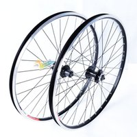 bicycle disc brake hub - EMS Inch MTB Mountain Bikes Bicycles Wheelset Wheels XERO H Hubs meijun double deck Rim Disc V Brake