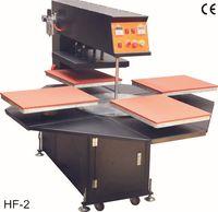 automatic transfer - F2 m Heat Transfer Machine Hot Extension Copier Flat V Press Print Nonwoven Nylon Textile Cotton Terylene Glass Metal Ceramic Wood Flag