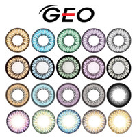 geo lens - GEO soft contact lenses GEO circle lenses made in Korea authentic range of prescriptions ready stock