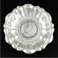 antique silverware - car Western antique silverware Queen s Head Austria Sheng was pure silver plate silver standard