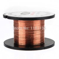 Wholesale Copper Soldering Solder PPA Enamelled Reel Wire Repair Diameter mm Length m order lt no track