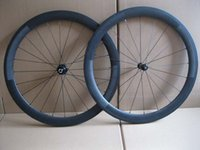 Wholesale C mm tubular carbon road wheels with R36 Ceramic Bearings Straight pull wheelset mm or mm or mm width